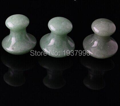 green jade massage stone