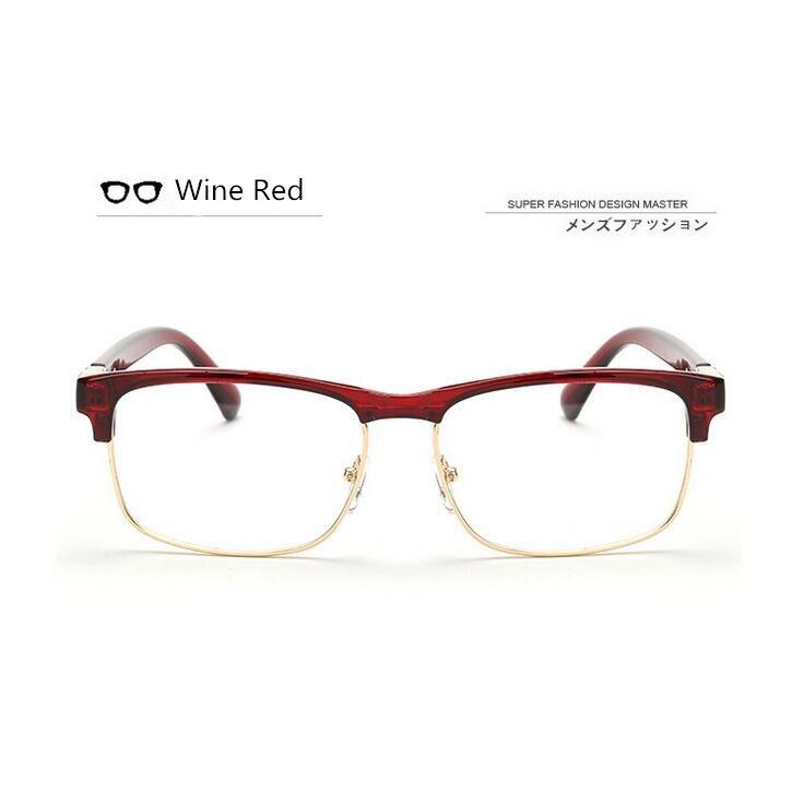 761cff8abf2 Najnowszy Trend Matel Metalowy Krzyż Eye UV400 Okulary Ramki Dla Kobiet  Mężczyzn W808 Chrome Retro Okularów Krótkowzroczność Ramka Clear lens w  Najnowszy ...