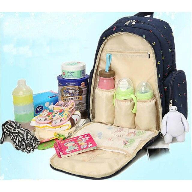 8cf284758466 Вместительный рюкзак для мам; рюкзак для подгузников; рюкзак для  путешествий; многофункциональные сумки для