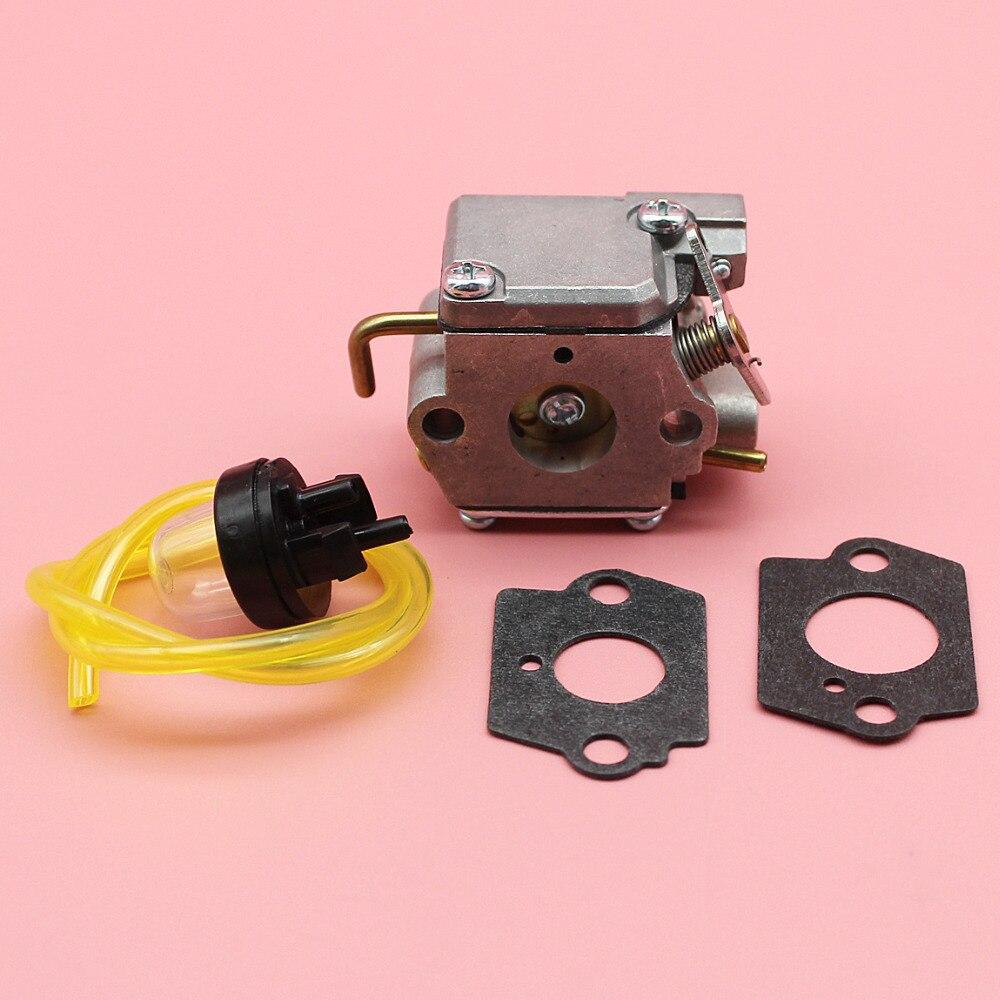 Carburetor Fuel Line Hose Primer Bulb Gasket For WT-827, WT-827-1 Zama C1U-P10A, C1U-P14A Ryan Ryobi Tiller Trimmer Blower Part