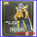 "MODEL FANS ""IN-STOCK""Metal club MC metalclub Scorpio Miro Model Saint Seiya metal armor Cloth Myth Gold Ex2.0 action Figure"