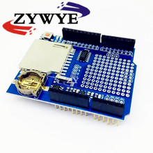 New Data Logger Module Logging Recorder Shield V1.0 for Arduino UNO SD Card