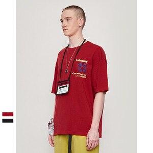 Men Women Tshirt Kanye West Smirk player clown print Harajuku Hip Hop Cotton boyfriend oversized streetwear funny t shirt