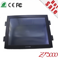 2017 Serial D sub Dvi Top Fashion Hmi New Stock Open Frame 12 Inch 800*600 Usb Touch Screen Tft Lcd Monitor With Vga Connector