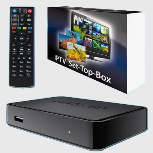 Prix pour 2016 Nouveau IPTV TV Box Mag250 Système D'exploitation linux IPTV Set Top Box Sans Iptv Compte Mag 250 Iptv Décodeur