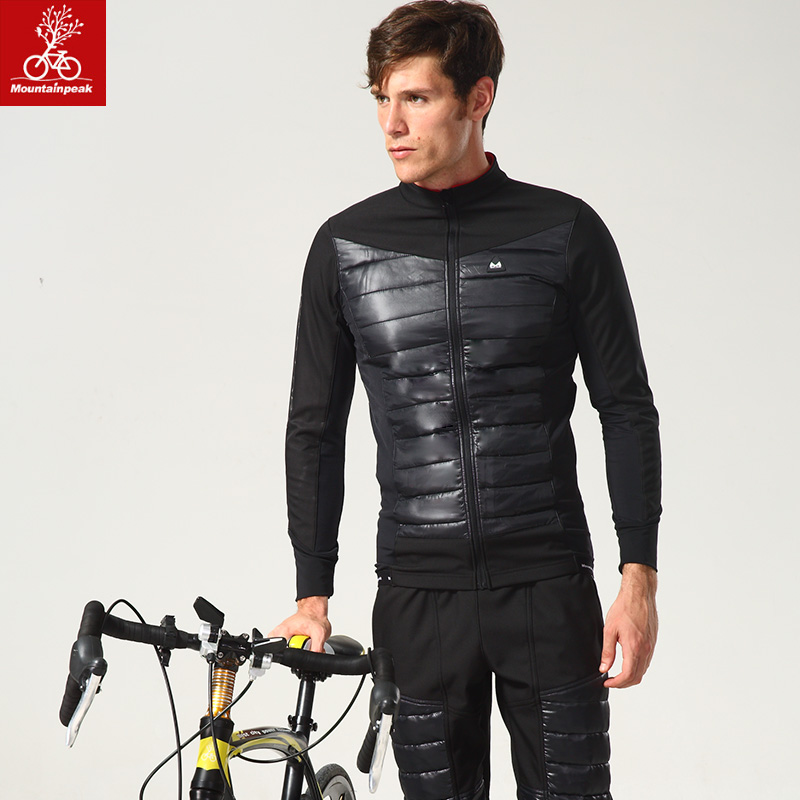 Mountainpeak Cycling Winter&Autumn Men Thermal Clothing Bike Bicycle Cycling Jacket Clothes Autumn Women Jacket For A Bicycle tolaitoe autumn