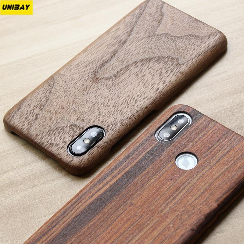 Xiaomi mi 8 Wood Case hard Shock-Proof Half-Wrapped xiaomi mi 8 mi8 Explorer Anti-scratch Case for xiaomi mi 8 explorer