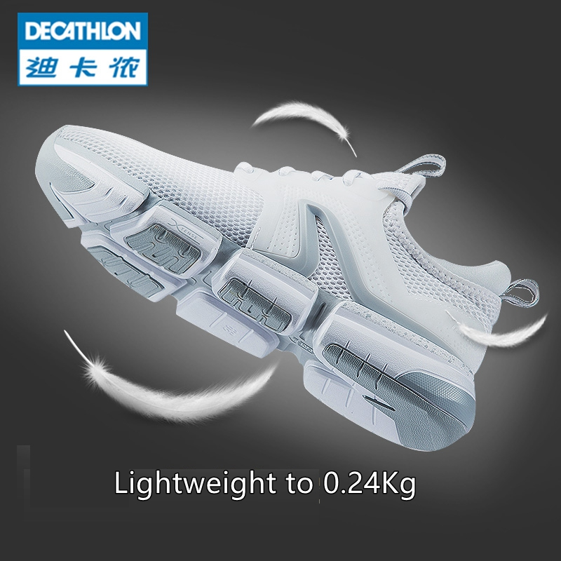 Brand Decathlon Lightweight Running Shoes Woman Sports Shoes Mesh Air Running Shoes Women Mesh Sport Running Shoes Breathabl 2017brand sport mesh men running shoes athletic sneakers air breath increased within zapatillas deportivas trainers couple shoes