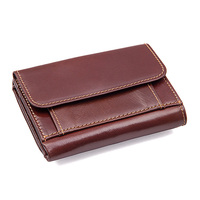Leather Men Wallet Leather Wallets Office Male Wallet Mature Wallets