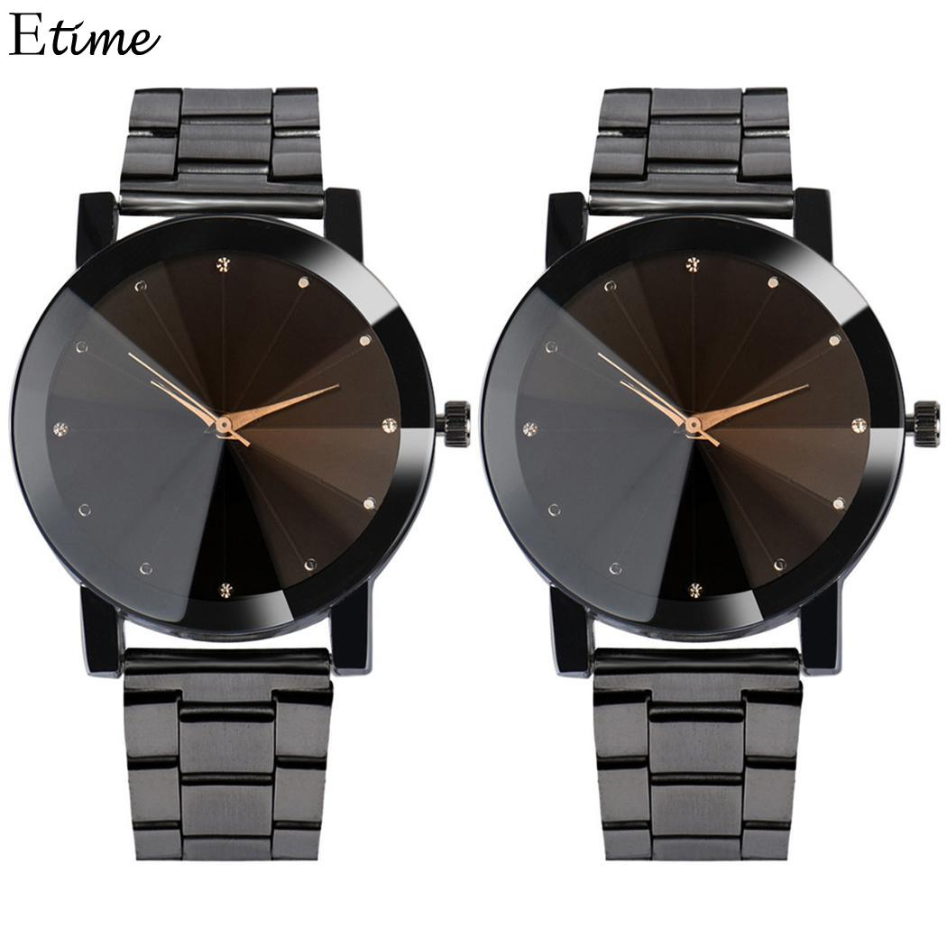 Watches Fanala Watch Women Men Relogio Masculino Fashion Quartz Analogue Dial Metal Band Alloy Shell Couple Unisex Watches Reloj Mujer