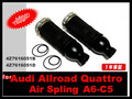 Hot! Air Spring 4Z7616051D Air Suspension for Audi A6/C5 4B Air Strut  Allroad Quattro Vorne Luftfederung Luftfeder