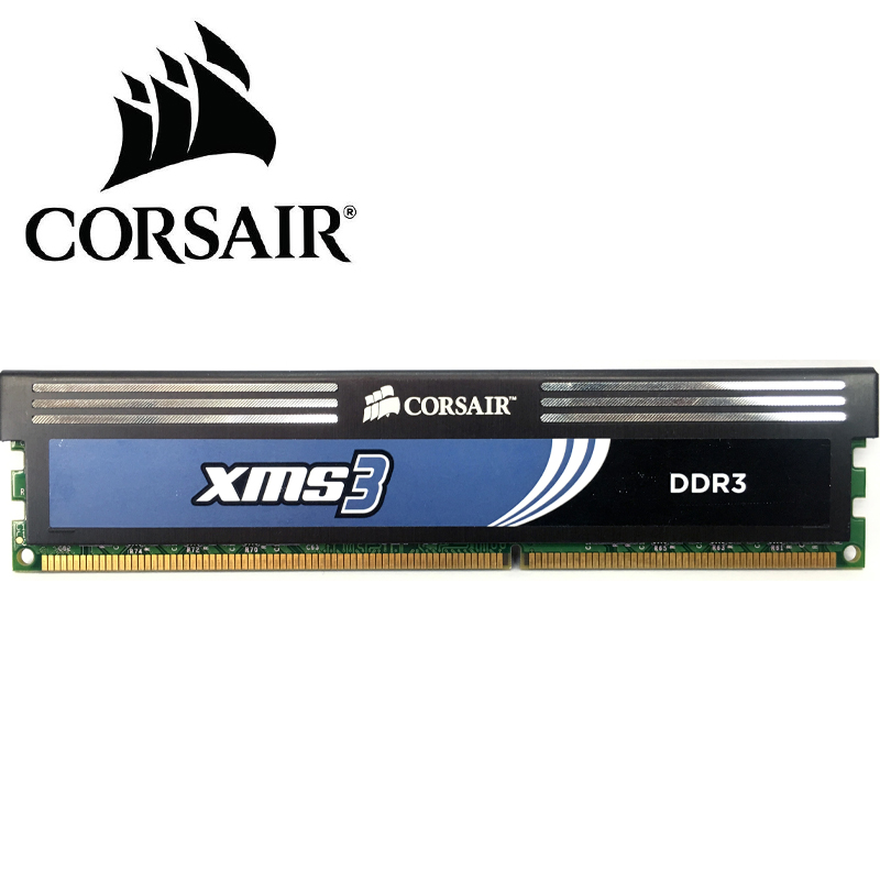 CORSAIR XMS3 2GB 4GB  PC Computer Desktop  PC3 DDR3 1333MHz 1600Mhz 1333 1600 2000 Mhz  Memory DIMM