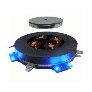 Image 2 - DIY 500g lewitacja magnetyczna moduł zawieszenie magnetyczne rdzeń z lampą LED AC12V 2A obwodu analogowego inteligentny D4 007