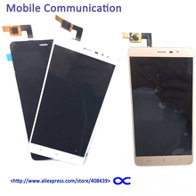 For hongmi Note 3 LCD Touch Screen For Xiaomi Redmi note 3 Display Touch Panel Digitizer