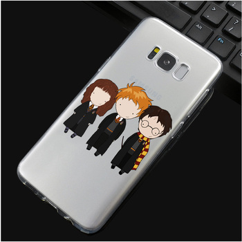 Harry Potter Phone Case for Samsung S Series Harry Potter Friends 7