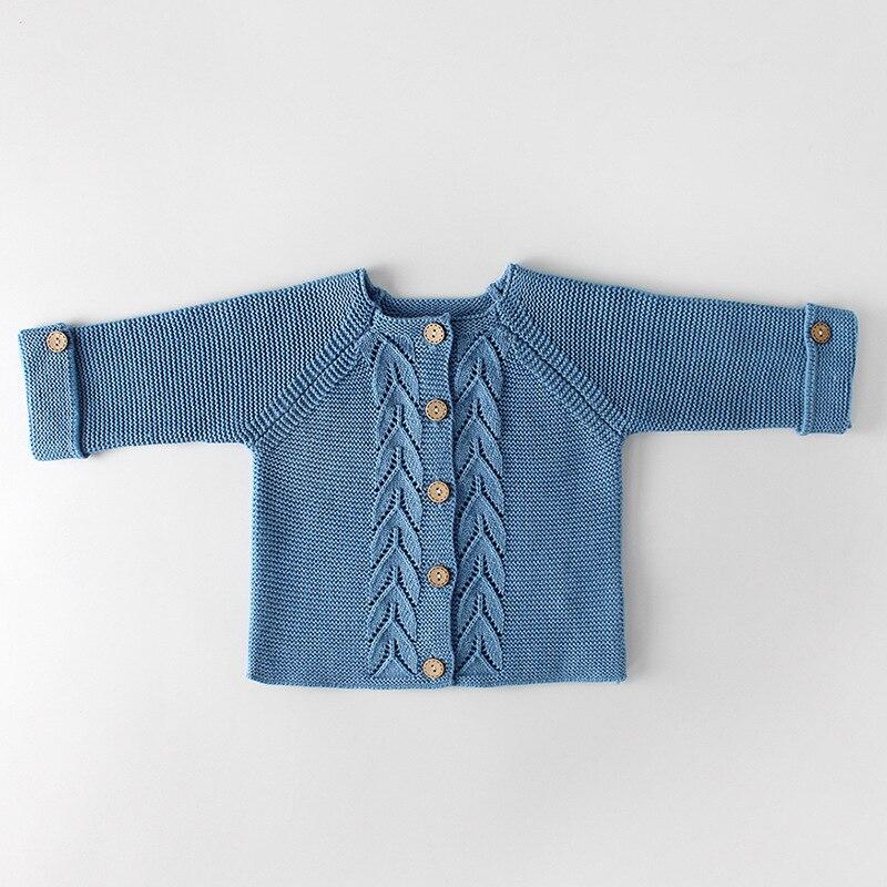Suéter para Crianças Ocasional Lapela Pullover Bebê Menino