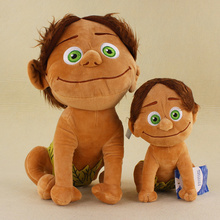 2 styles Kawaii The Good dinosaur Plush Toys Spot Boy With smile soft stuffed Doll toys