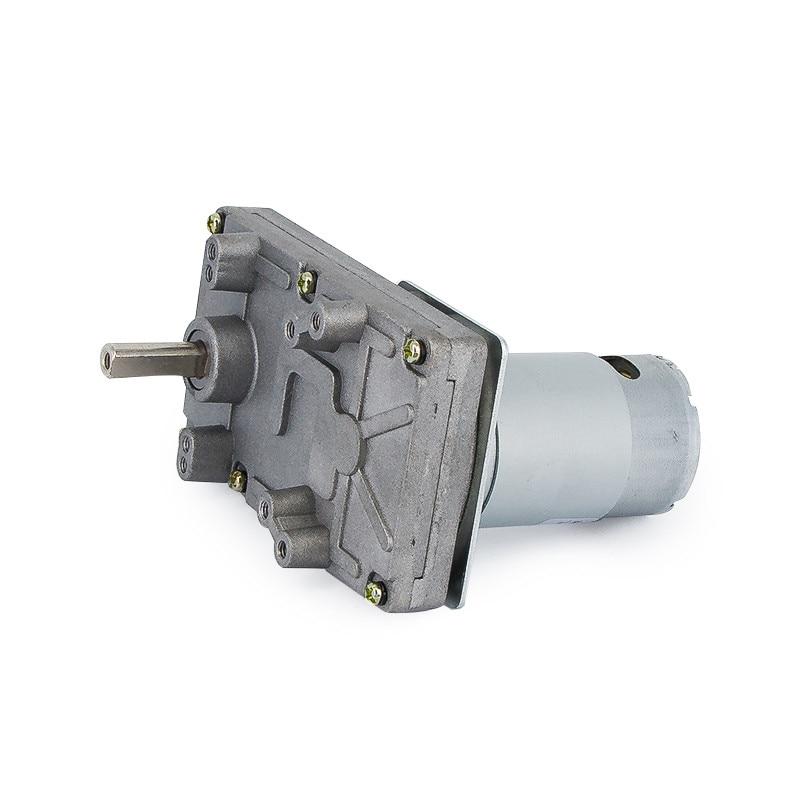 1pc DC Gear Box Motor Speed Reducer High Torque D Shaped Shaft With 8mm Diameter1pc DC Gear Box Motor Speed Reducer High Torque D Shaped Shaft With 8mm Diameter