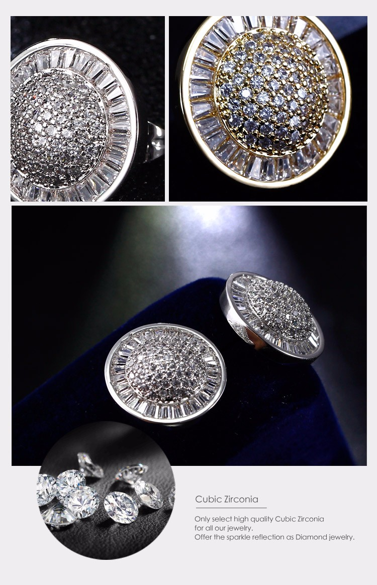 Top quality jewelry Classic style cc earings