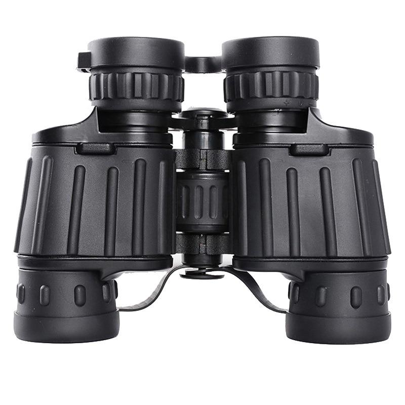 8x40 HD Binoculars Professional Power Zoom Long Range Telescope Binoculars Telescope Wide Angle Hunting Eyepiece цены