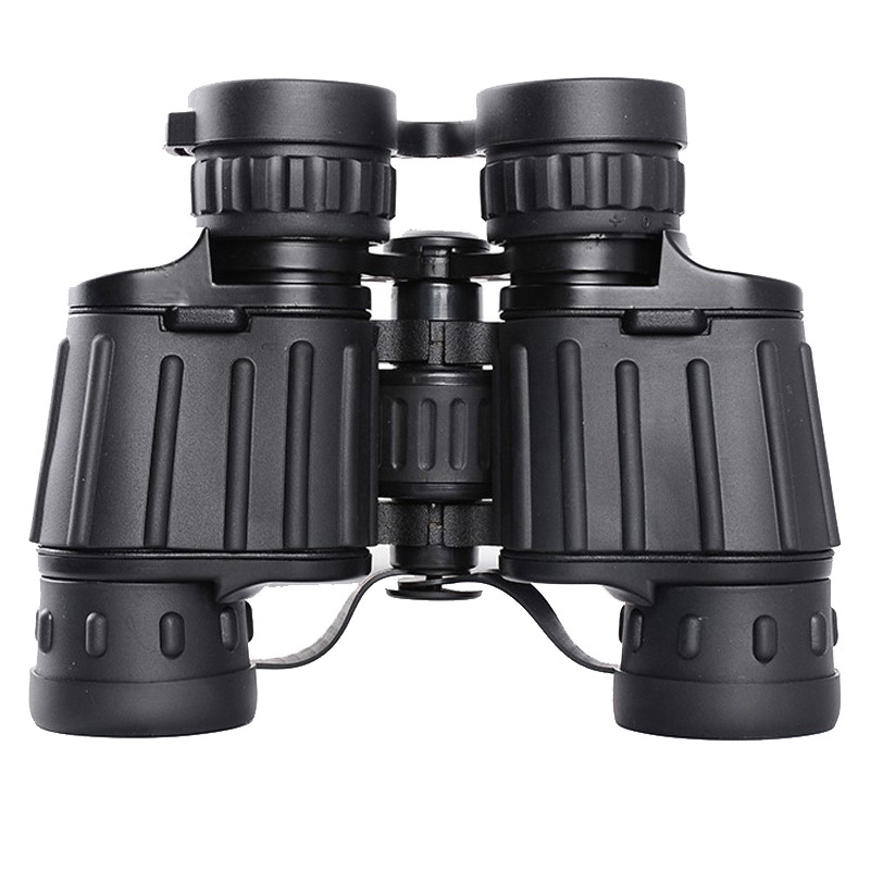 HD 8x40 Binoculars Professional Power Zoom Long Range Telescope Binoculars Telescope Wide Angle Hunting Eyepiece mystery 8x40 binoculars with carrying pouch
