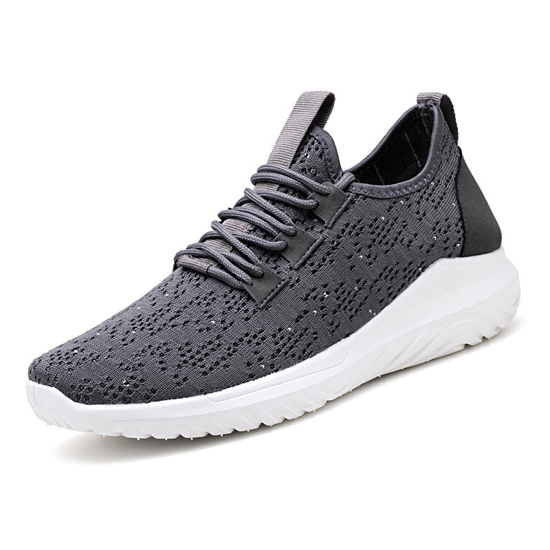 2019 hot sale Quick-drying, breathable, light, soft and comfortable sneakers running shoes for men fashion sneakers size 38-45