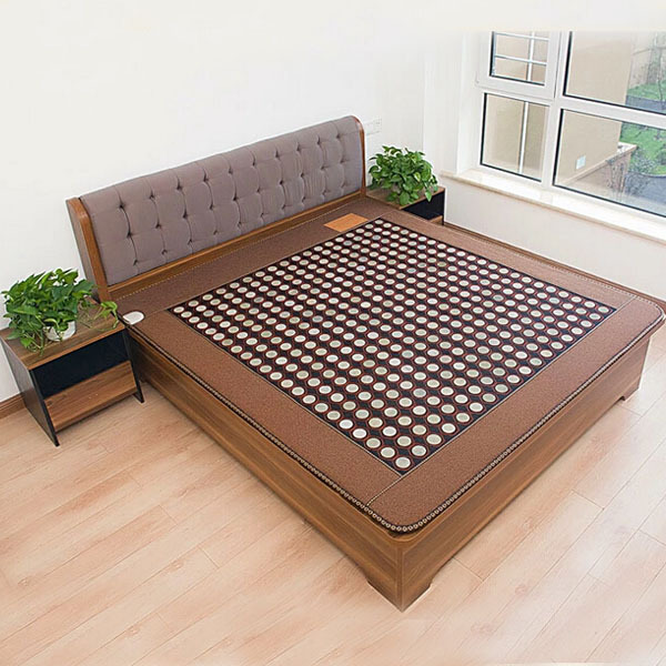 Free Shipping Jade Heating Mattress 120x190cm Health Mattress As Seen <font><b>On</b></font> TV For Sale 2016