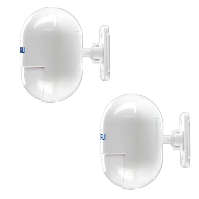 bilder für 2 teile/los kerui drahtlose pir detektor wireless 433 mhz pir motion sensor für home security gsm alarm system