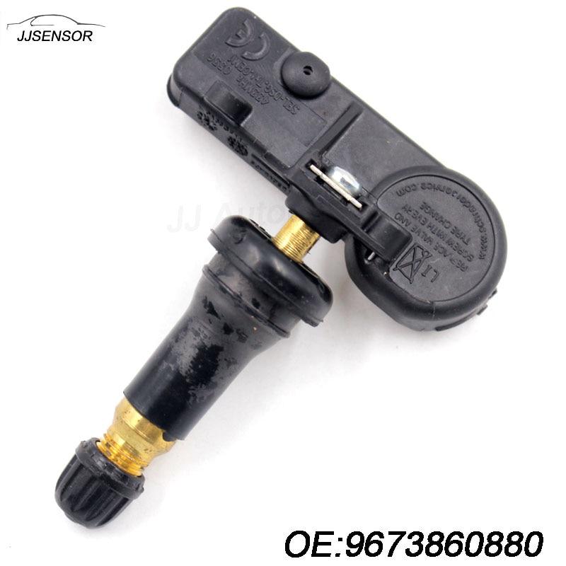 YAOPEI High Performance Auto Tire Pressure Sensor TPMS Sensor 9673860880 FOR PEUGEOT/CITROEN