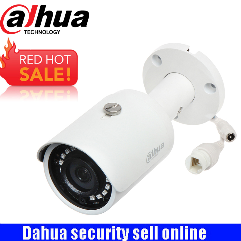DAHUA Security CCTV IP Camera 5MP WDR IR Mini-Bullet Camera With POE IP67 With Logo IPC-HFW1531S free shipping dahua security cctv ip camera 5mp wdr ir mini bullet camera with poe ip67 no logo ipc hfw1531s