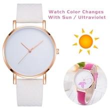Women Wrist Watches Leather Strap Simple Fashion Quartz