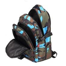 New 2019 School Bags Children Backpacks For Teenagers Boys Girls Kids Bag Waterproof School Bags Primary School Book Bag Mochila cheap zipper Nylon Camouflage 40cm 13cm 0 49kg 30cm senkey style w-70103-3 Unisex 32*48*15cm 31*44*14cm 30*40*13cm