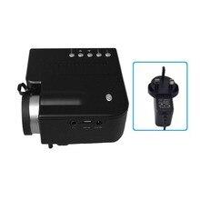 UC28B+ домашний Мини Миниатюрный портативный проектор 1080P HD Проекционный мини светодиодный проектор для домашнего кинотеатра