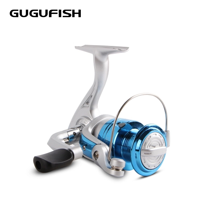 GUGUFISH Left Right Handed Lure Bait Casting Fishing Reel Vessel 5.2:1 Drum Wheel Saltwater Fish Line Coil