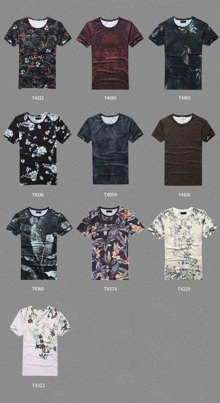 Նորաձևություն ունեցող տպագիր - Տղամարդկանց հագուստ - Լուսանկար 6