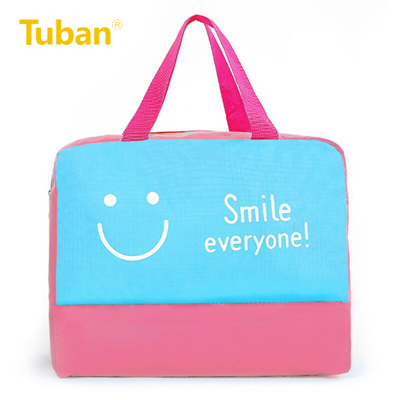 Detail Feedback Questions about Tuban Swim bag wet and dry swimsuits  pockets Oxford Cartoon children bag waterproof men and women sports package  swimming ... 10d30588a4772