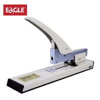 Heavy Type Metal Paper Stapler Bookbinding Stapling Paper Binding Machine Fit Staples 23/6 23/13 Office Binding Supplies 938