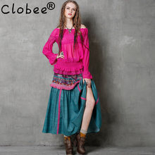 quality design 74d4a 99425 Lungo Gonne Etniche-Acquista a poco prezzo Lungo Gonne ...