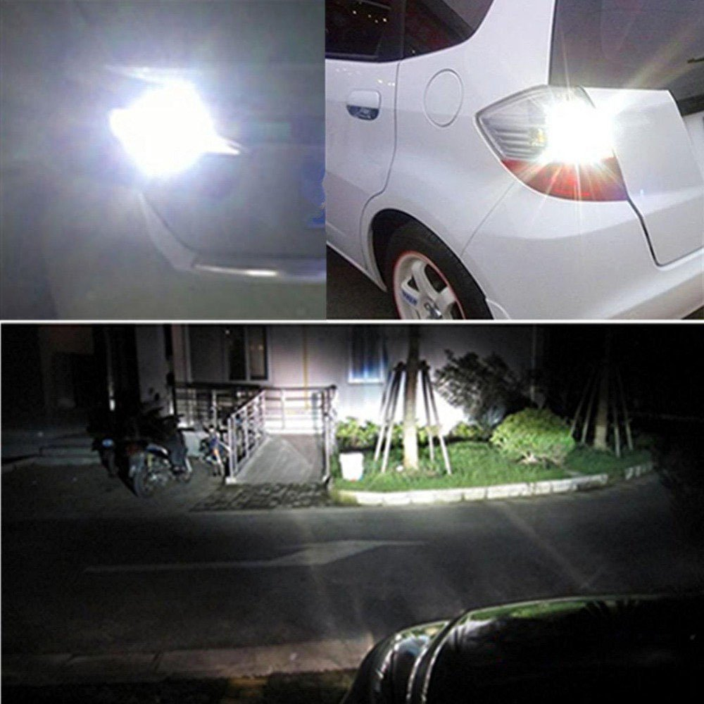2pcs T10 W5W 921 2323 SMD 10 LED bulbs light High Power Car led Side Wedge Tail Lamp Lights 194 168 With lens White 12V 24V in Signal Lamp from Automobiles Motorcycles