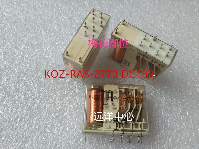 KOZ-RAS-2770 DC18V  KACO 10 protherm тигр 12 koz