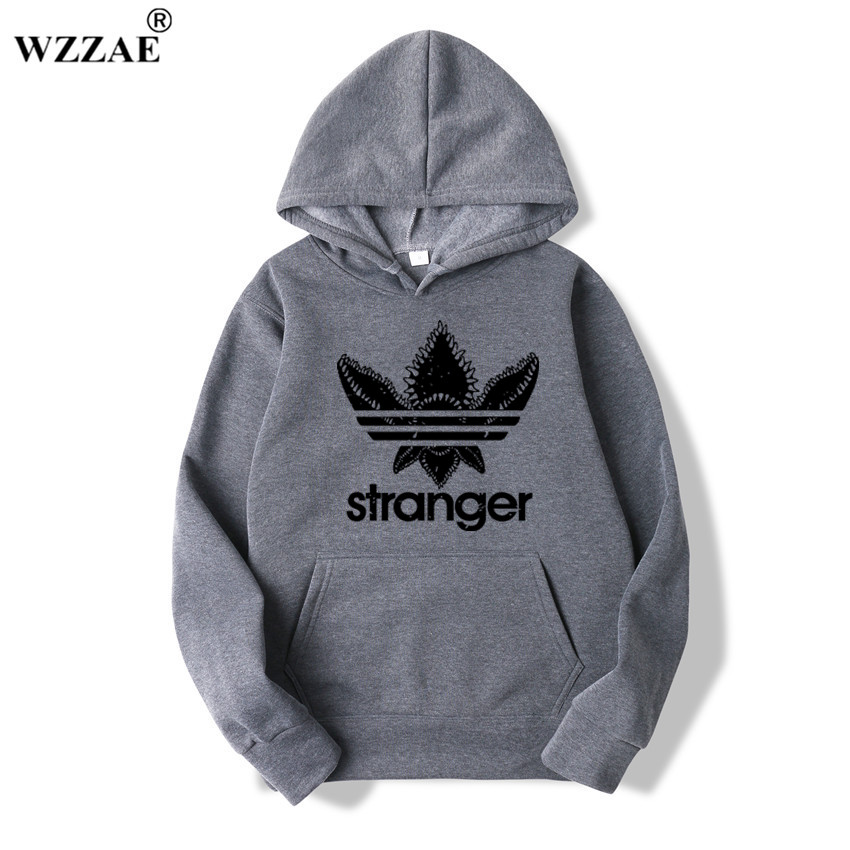18 Brand New Fashion Stranger Things Cap Clothing Hooded Sweatshirt hoodies Men/Women Hip Hop Hoodies Plus Size Streetwear 16