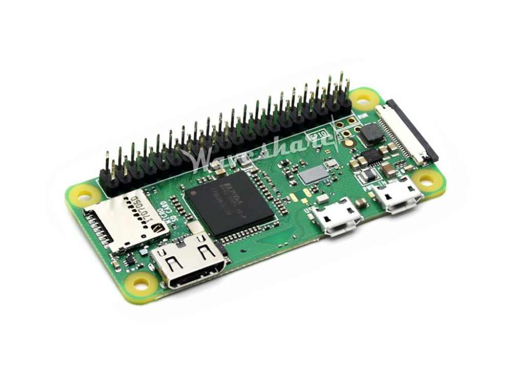 AlphaBot2 робот строительный комплект для Raspberry Pi Zero WH IR управление включает RPi Zero WH камеры Micro SD карты ультразвуковой датчик и т. Д.