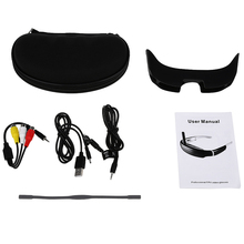 FPV Goggles Video 62 inch 4:3 LCD