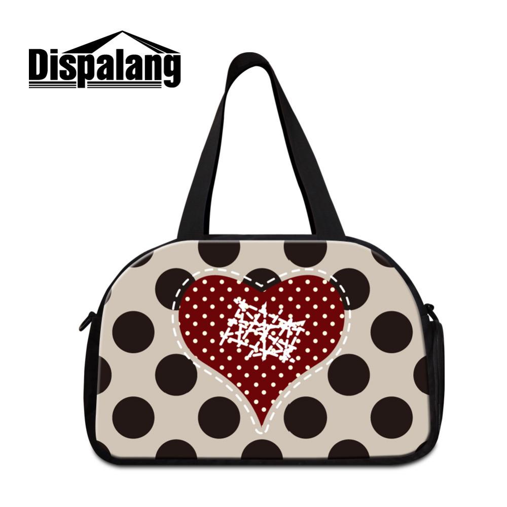 -2 travel bag female nylon duffle waterproof women luggage travel bags weekend overnight bag