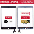 IC Flex Connector Tested 7.9 inch Tablet PC Touchscreen For iPad Mini 3 Touch Screen Digitizer Glass Panel Parts Free Adhesive
