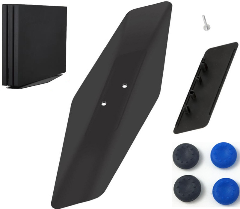 PS4 Slim PS4 Pro vertikālā statīva šūpulīša stabila gultas - Spēles un aksesuāri