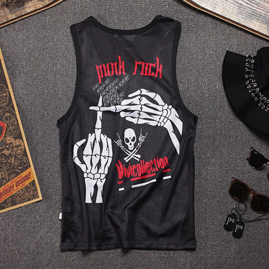 This is My Handstand Shirt Sleeveless Tank Tops Shirts Fit Men