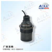 Ultrasonic Probe Ultrasonic Transducer 12 meter Range DYA 40 12C F Hangzhou An brera Factory