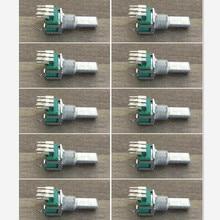 10 PCS EQ Potentiometer Pot Rotary Control für DJM 700 800 900 DCS1065 DCS1100