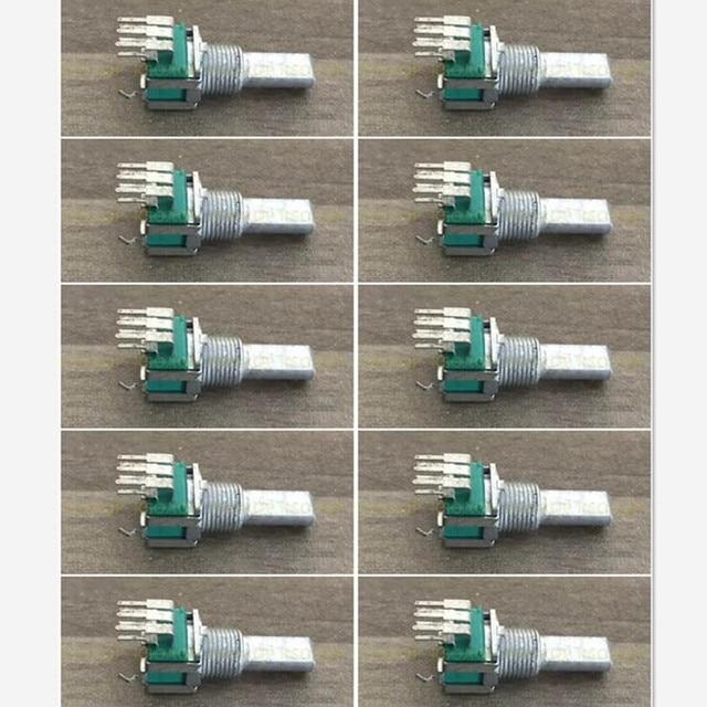 10 PCS EQ Potentiometer Pot Rotary Control for DJM 700 800 900 DCS1065 DCS1100
